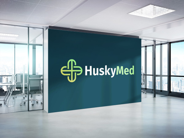 Sample branding #2 for Huskymed