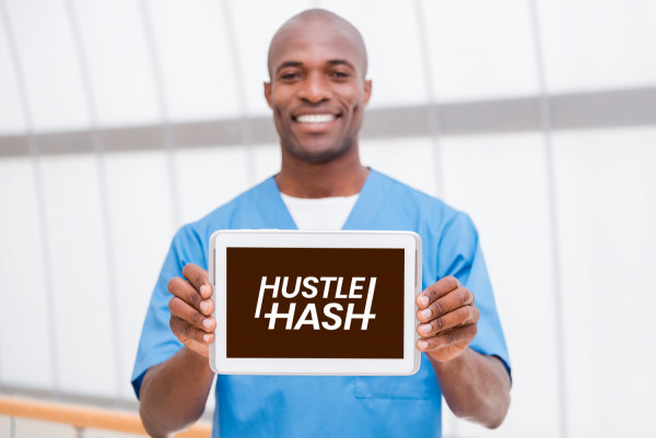 Sample branding #3 for Hustlehash