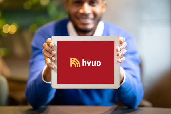 Sample branding #1 for Hvuo