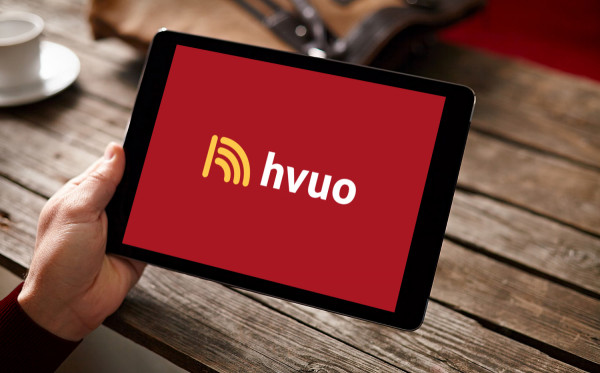 Sample branding #2 for Hvuo
