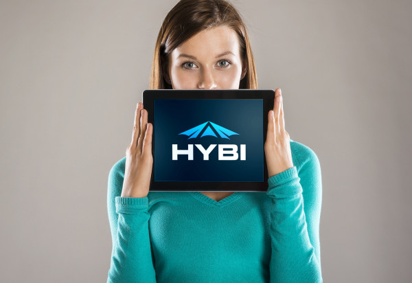 Sample branding #3 for Hybi