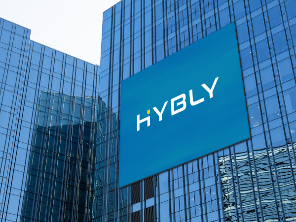 Sample branding #3 for Hybly