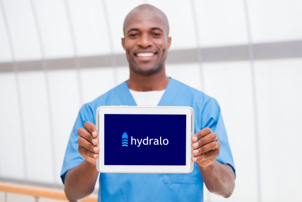 Sample branding #2 for Hydralo