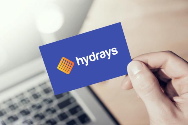 Sample branding #1 for Hydrays