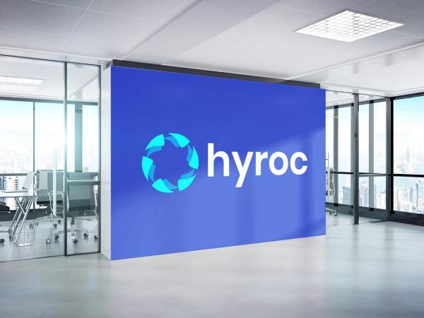 Sample branding #1 for Hyroc
