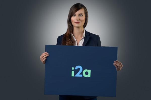 Sample branding #1 for I2a