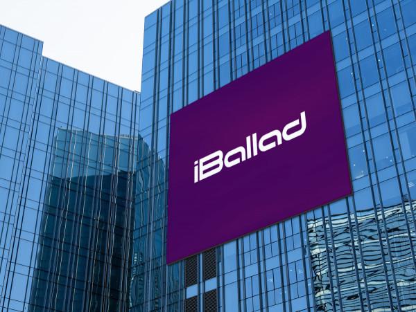 Sample branding #2 for Iballad