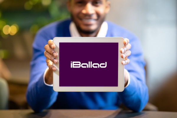Sample branding #1 for Iballad