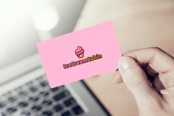 Sample branding #3 for Icecreamcabin