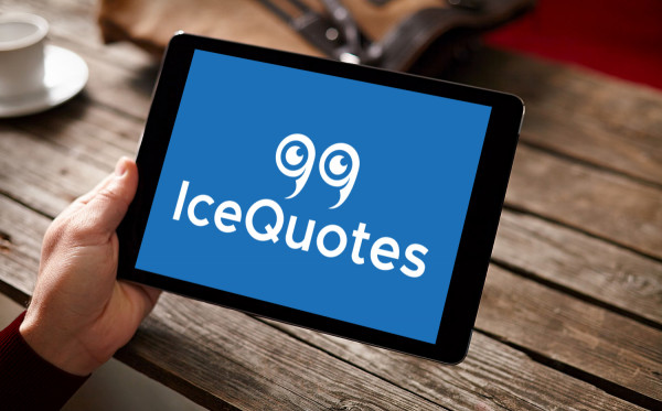 Sample branding #1 for Icequotes