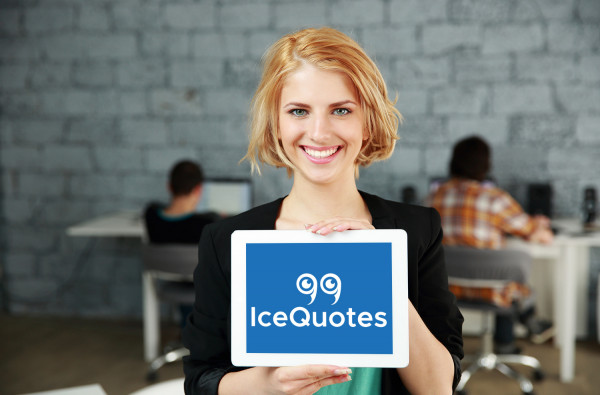 Sample branding #2 for Icequotes