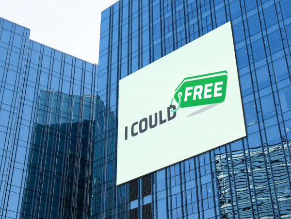 Sample branding #3 for Icouldfree
