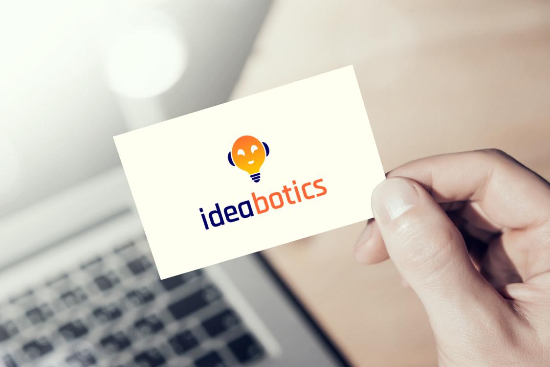 Sample branding #3 for Ideabotics