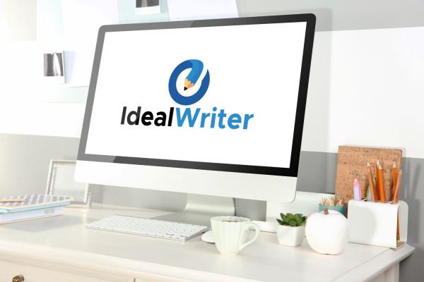 Sample branding #3 for Idealwriter