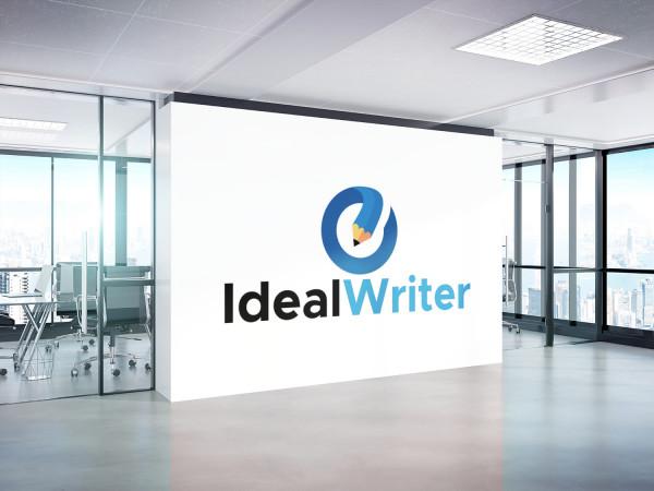 Sample branding #2 for Idealwriter