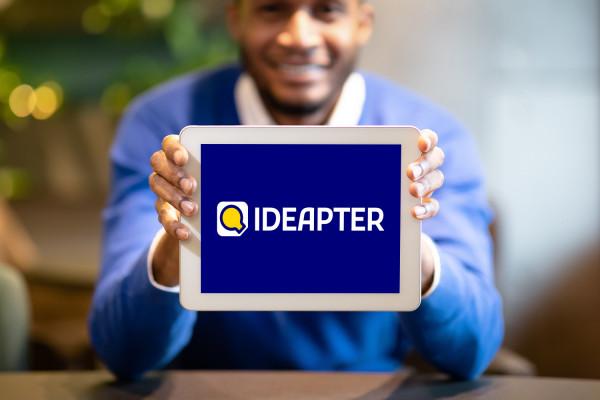 Sample branding #1 for Ideapter