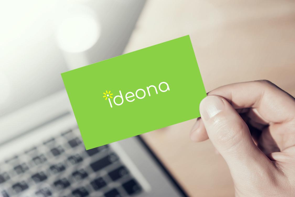 Sample branding #3 for Ideona