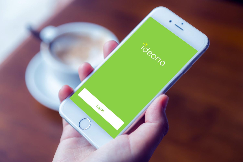Sample branding #2 for Ideona