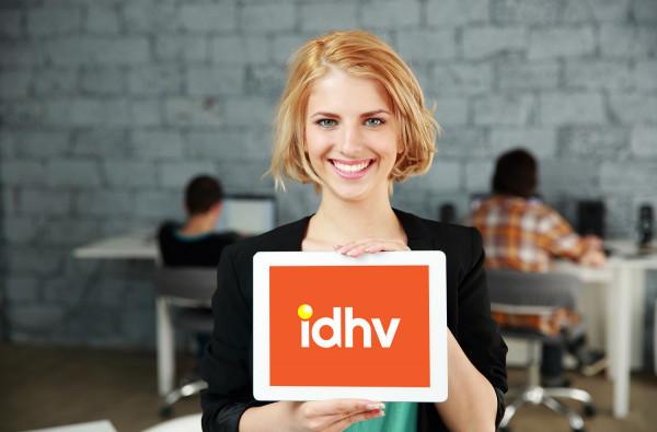Sample branding #3 for Idhv