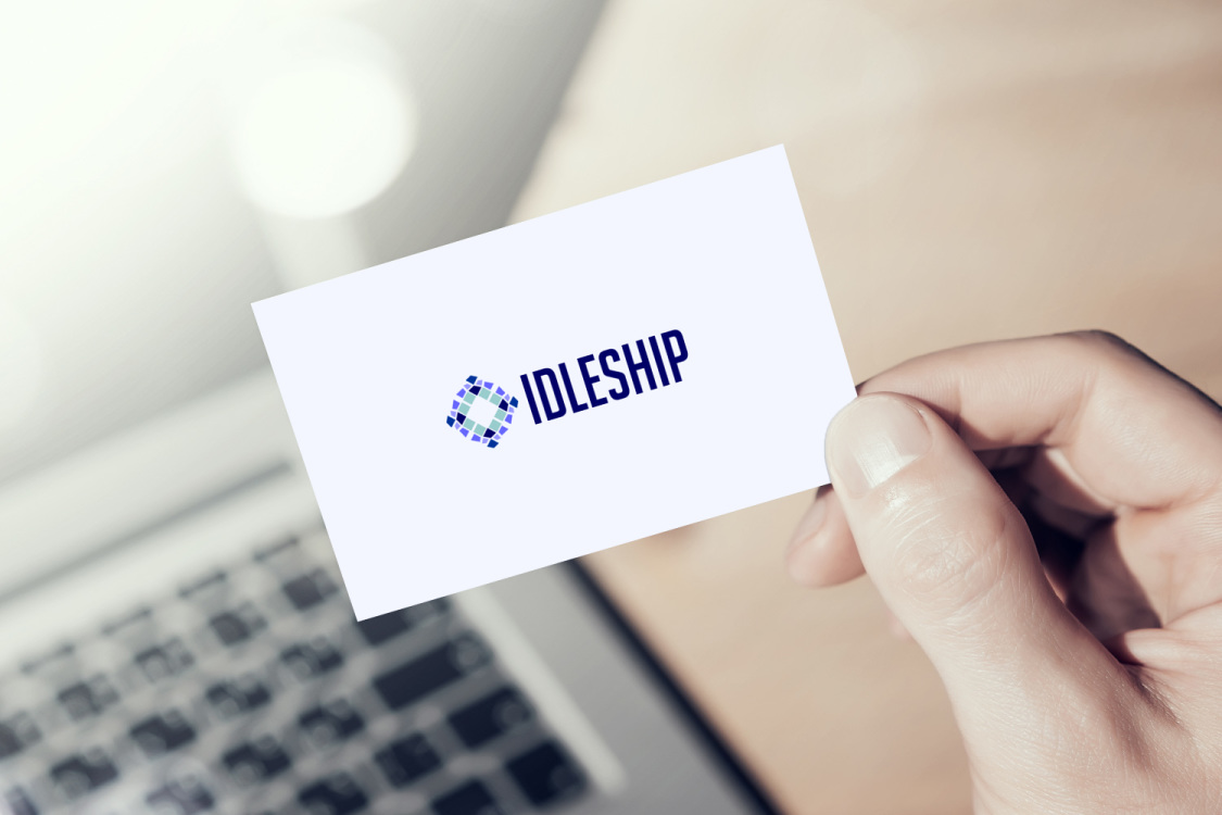 Sample branding #3 for Idleship