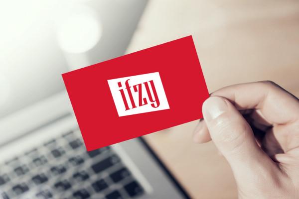 Sample branding #1 for Ifzy
