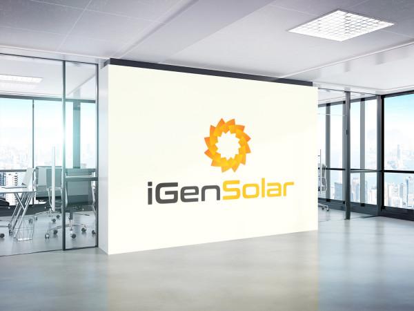 Sample branding #3 for Igensolar