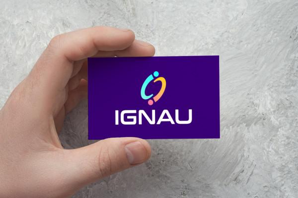 Sample branding #2 for Ignau