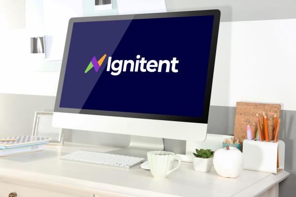 Sample branding #2 for Ignitent