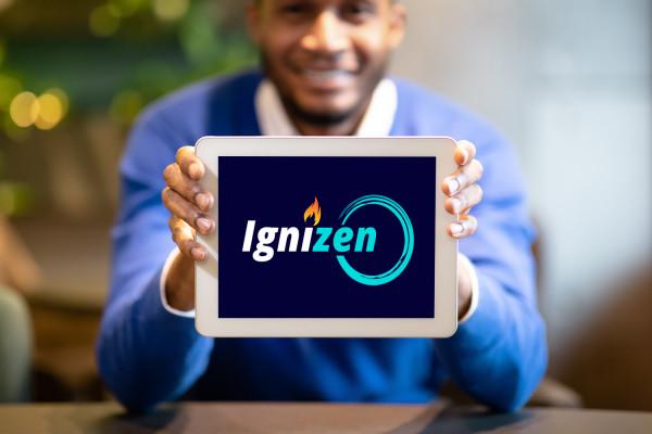 Sample branding #2 for Ignizen