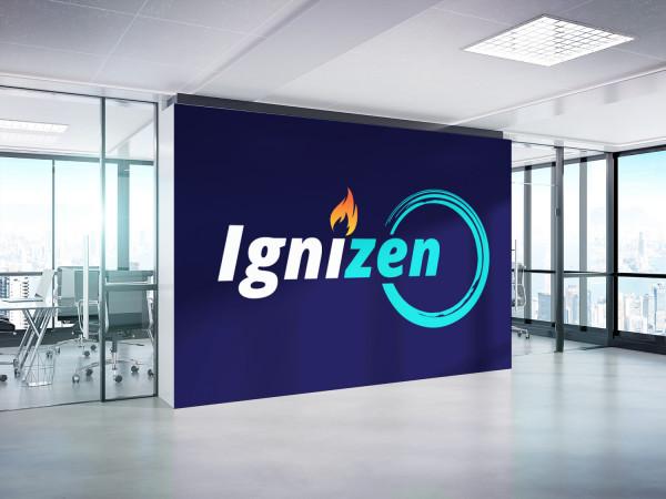 Sample branding #3 for Ignizen