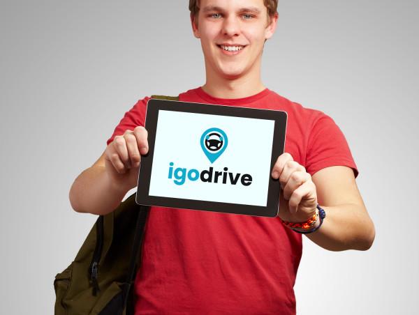 Sample branding #1 for Igodrive