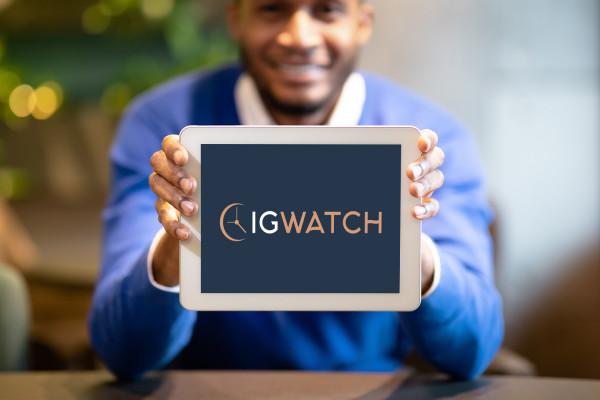 Sample branding #2 for Igwatch