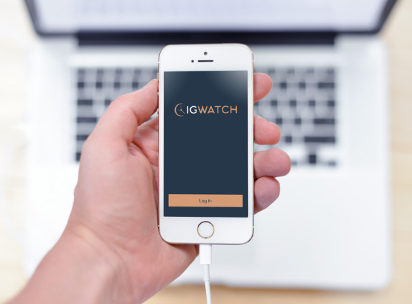 Sample branding #3 for Igwatch