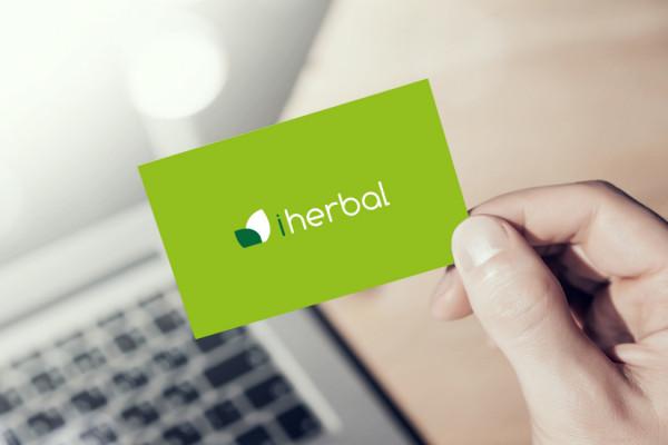 Sample branding #1 for Iherbal