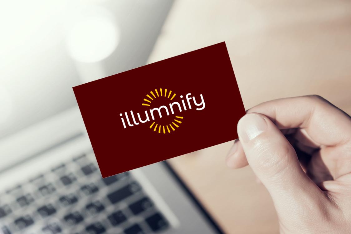 Sample branding #1 for Illumnify