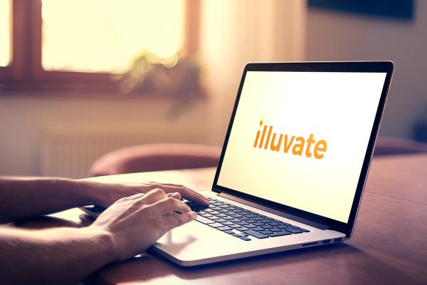 Sample branding #3 for Illuvate