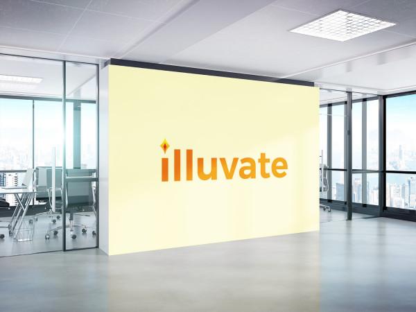 Sample branding #1 for Illuvate