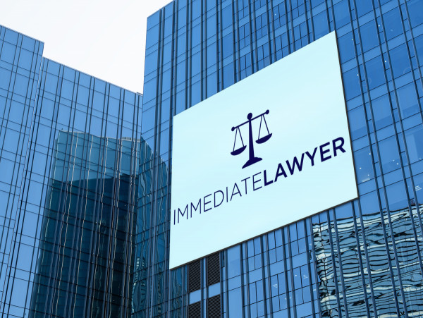 Sample branding #3 for Immediatelawyer