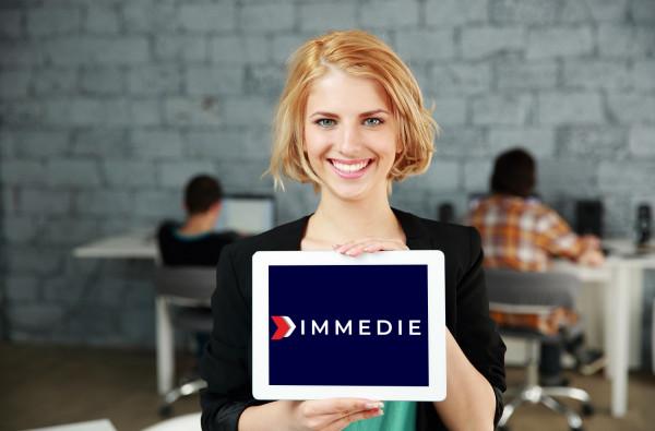 Sample branding #1 for Immedie