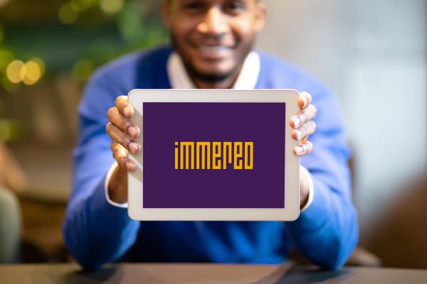 Sample branding #1 for Immereo