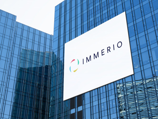 Sample branding #2 for Immerio