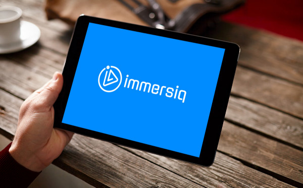 Sample branding #1 for Immersiq