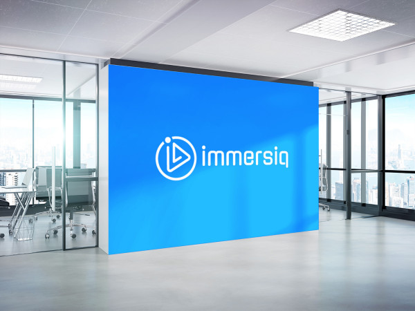 Sample branding #2 for Immersiq