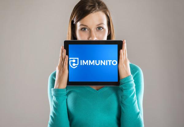 Sample branding #3 for Immunito