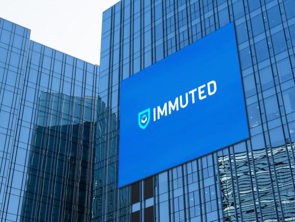 Sample branding #1 for Immuted