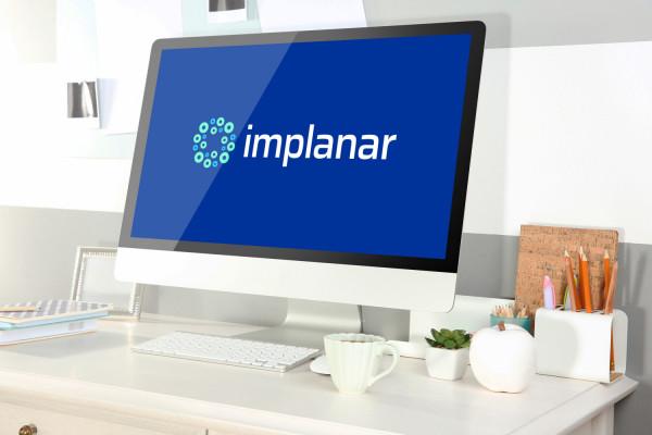 Sample branding #2 for Implanar