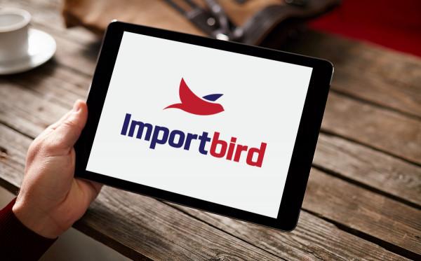 Sample branding #2 for Importbird