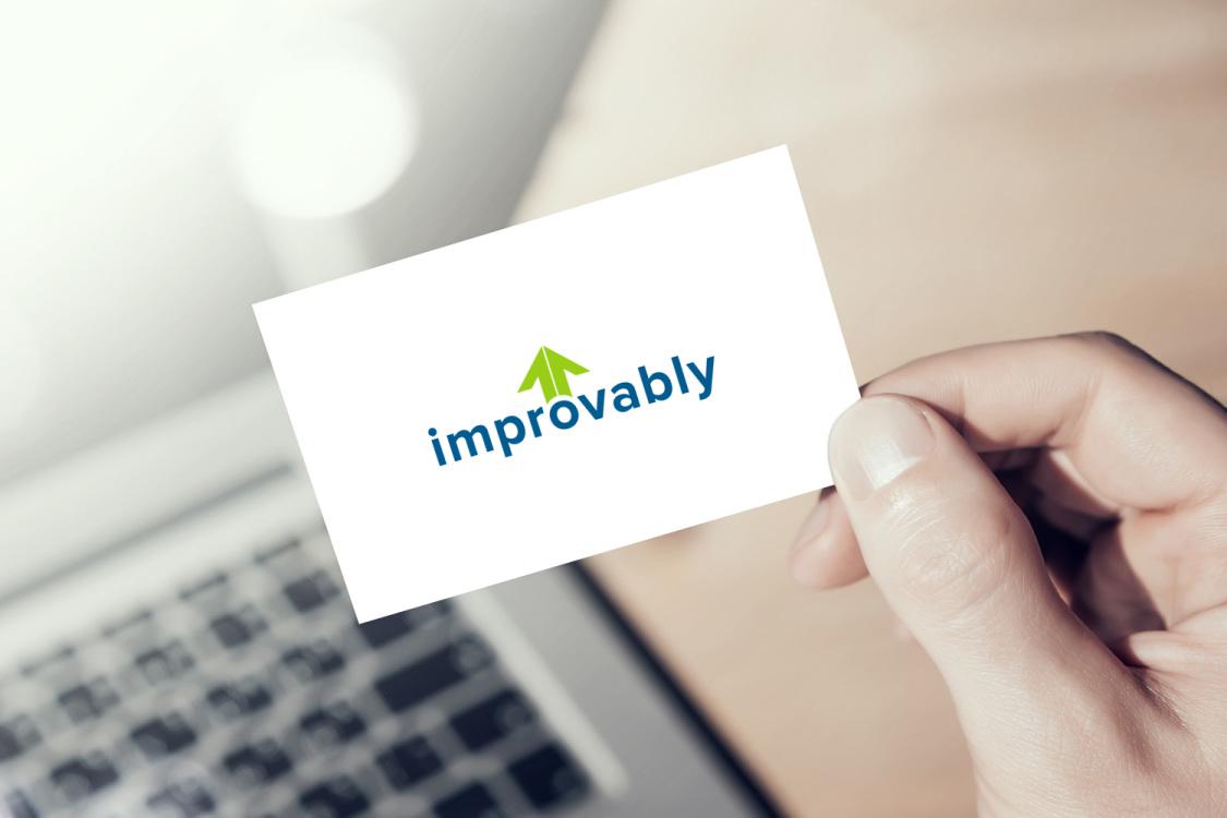 Sample branding #2 for Improvably