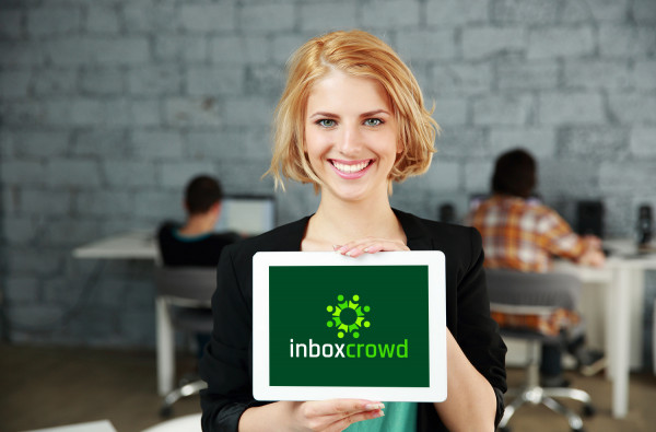 Sample branding #2 for Inboxcrowd