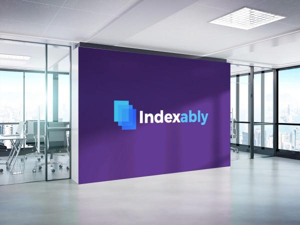 Sample branding #3 for Indexably